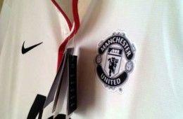 Casacca trasferta Manchester United Nike