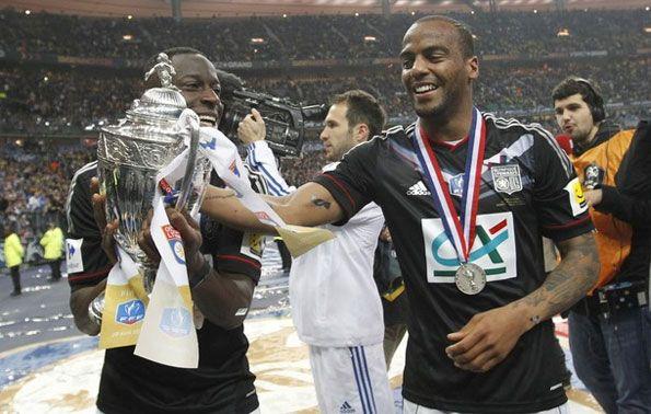 Lione vincitore Coppa di Francia 2011-2012