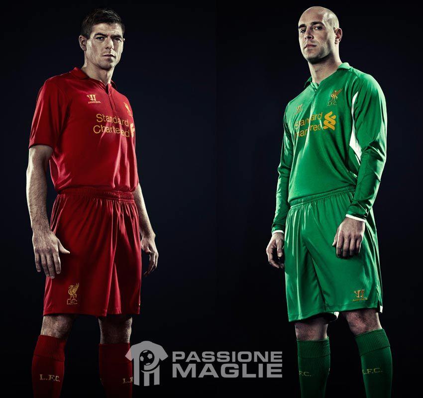 Maglia portiere Liverpool 2012-2013