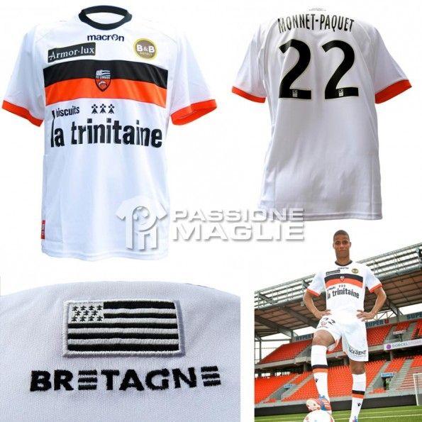 Lorient seconda maglia 2012-13