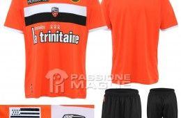 Lorient maglia home 2012-2013