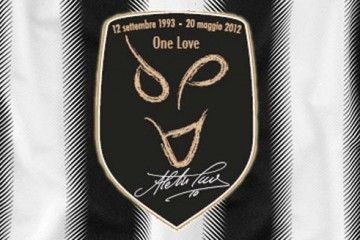 Patch celebrativa Del Piero maglia Juventus