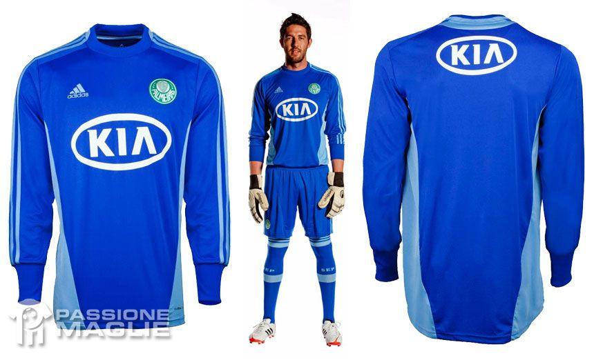 Palmeiras maglia portiere 2012