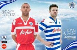 Le maglie del Queens Park Rangers Lotto 2012-2013