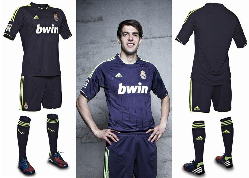 Real Madrid seconda maglia 2012-2013