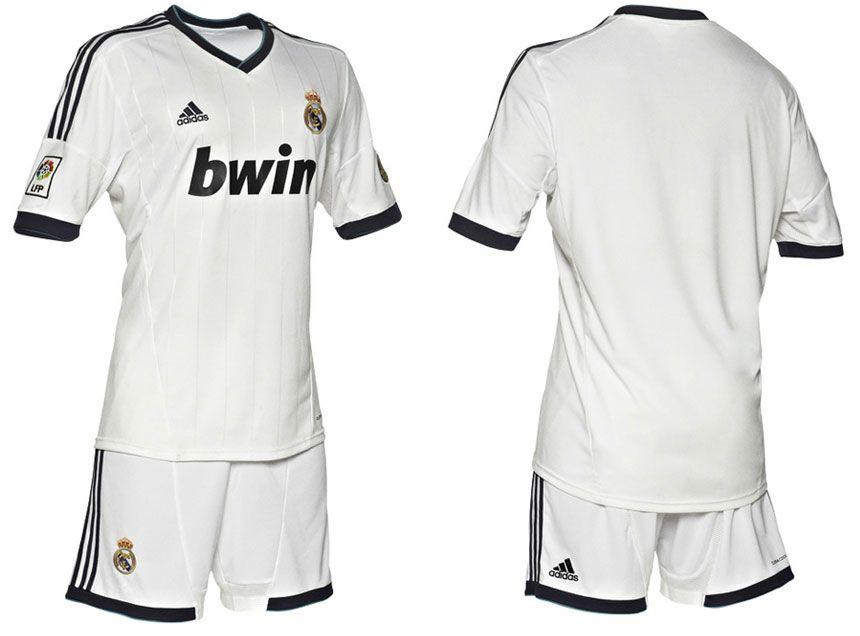 Real Madrid prima maglia 2012-2013 adidas