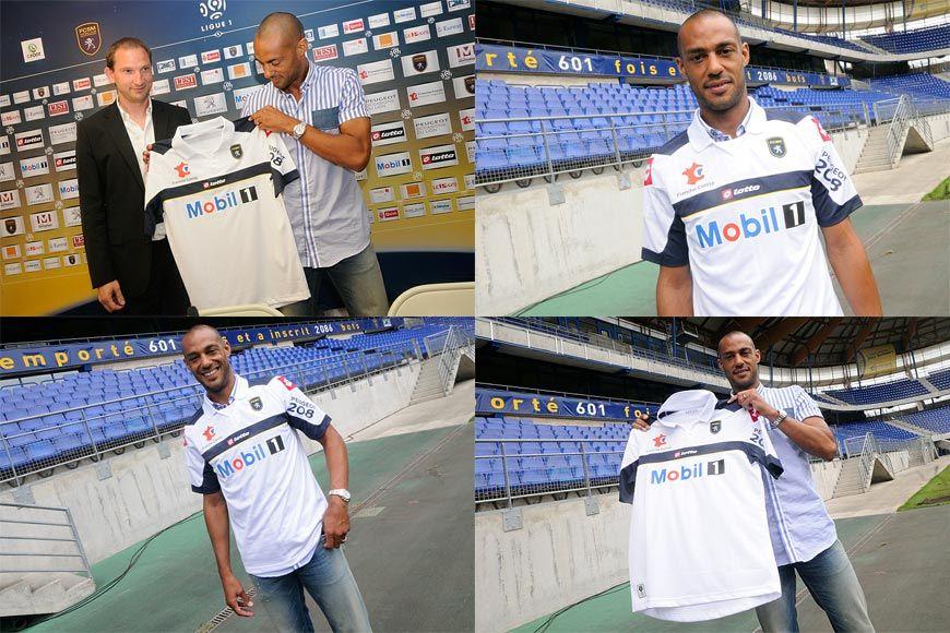 Sochaux maglia trasferta 2012-2013 Lotto
