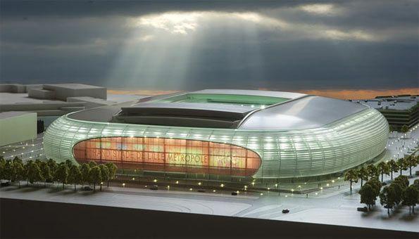 Grand Stade de Lille Metropole