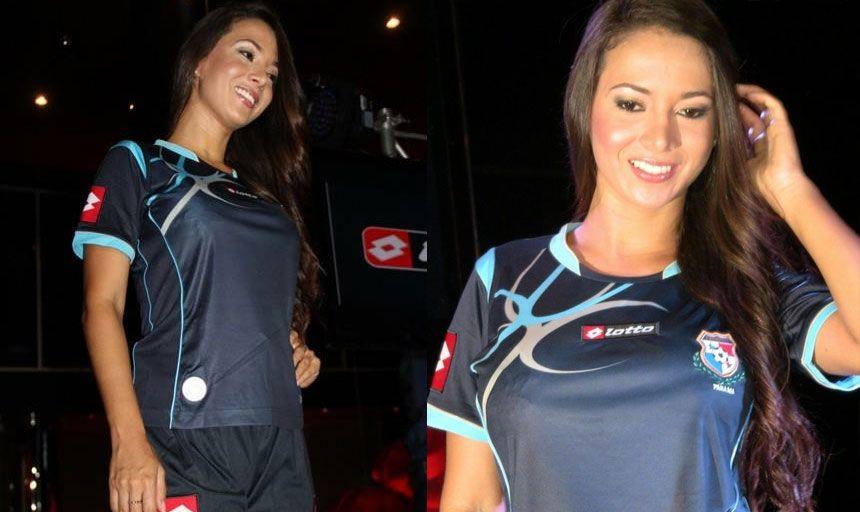Panama terza maglia 2012 Lotto