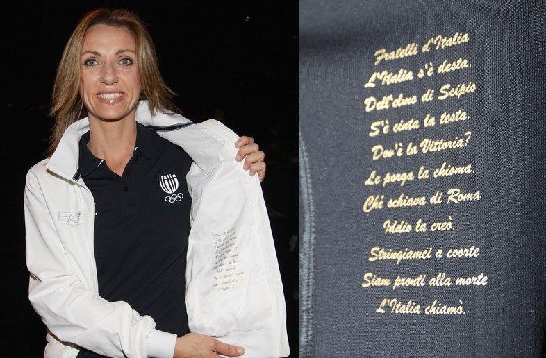 Trattato Spoglio valutare  Le divise dell'Italia alle Olimpiadi 2012 firmate Emporio Armani EA7