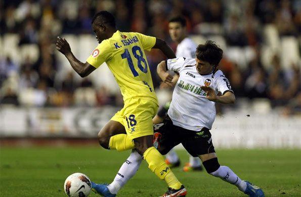 Valencia-Villarreal 2012 Liga