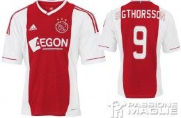 Ajax prima maglia 2012-2013 adidas