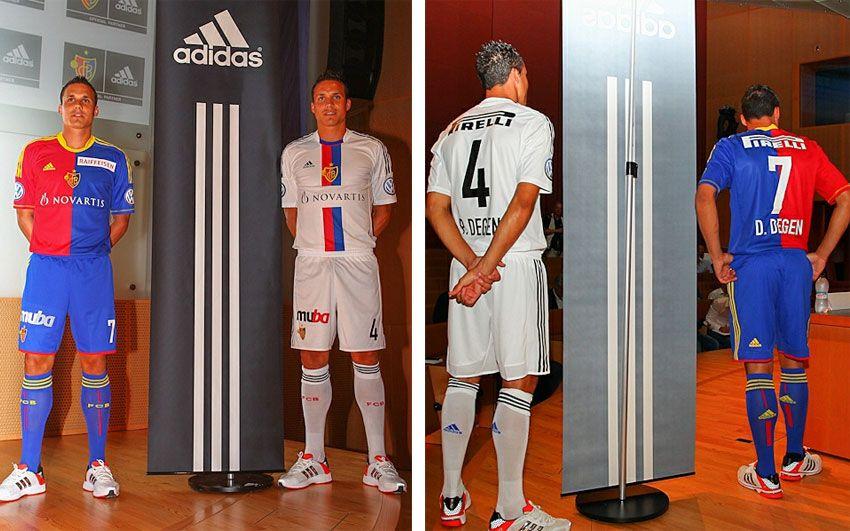 Basilea divise adidas 2012-2013
