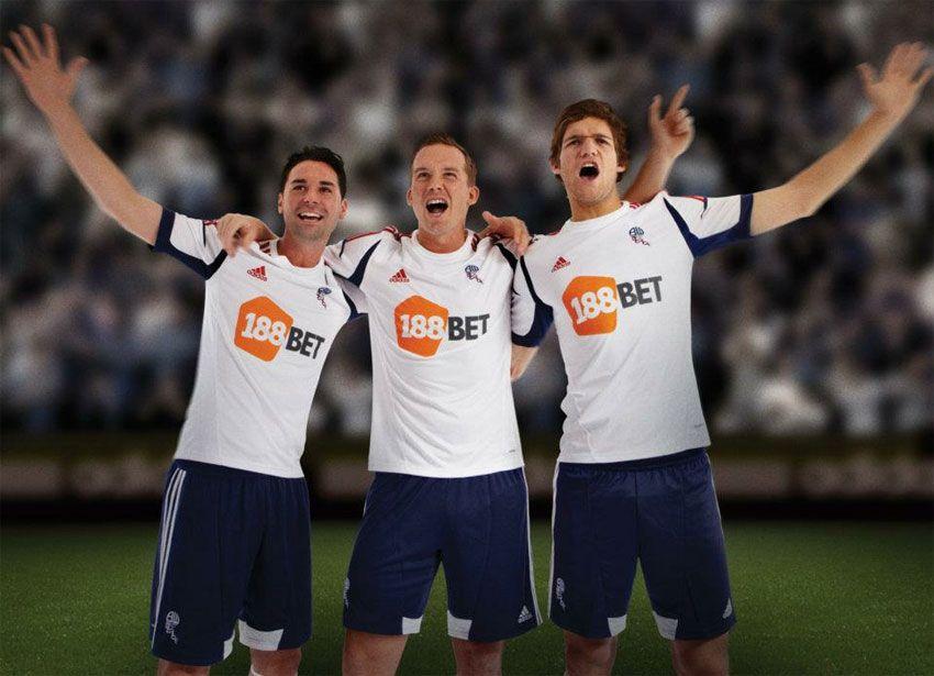 Bolton prima divisa adidas 2012-2013