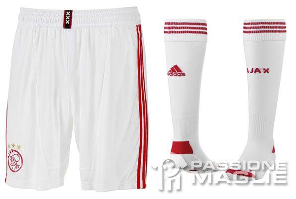 Pantaloncini Ajax adidas