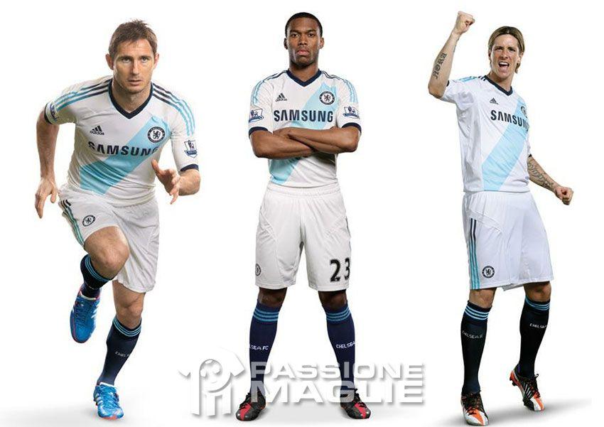 Chelsea maglia trasferta adidas 2012-2013