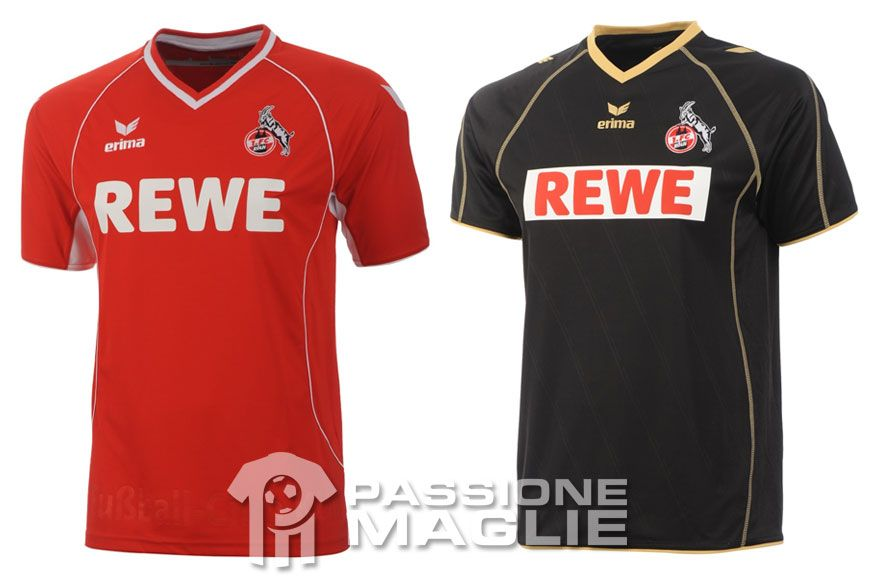 Colonia maglie away third 2012-2013 Erima