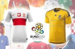 Euro 2012 divise e kit