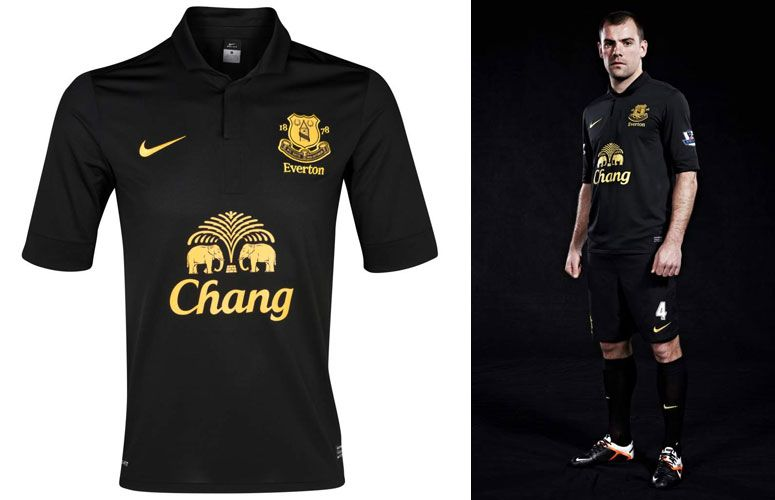 Casacca trasferta Everton Fc Nike