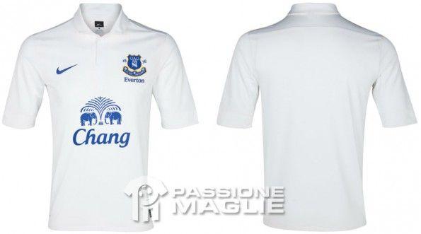 Everton terza divisa 2012-2013