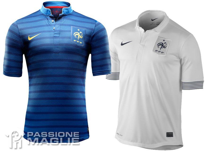 Francia maglie Europei 2012