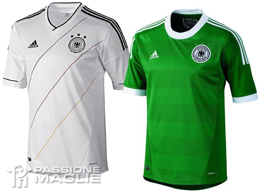 Germania maglie europei 2012 adidas