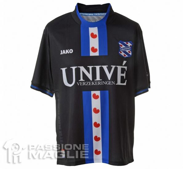 Heerenveen seconda maglia trasferta 2012-2013