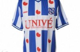 Heerenveen prima maglia Jako 2012-2013