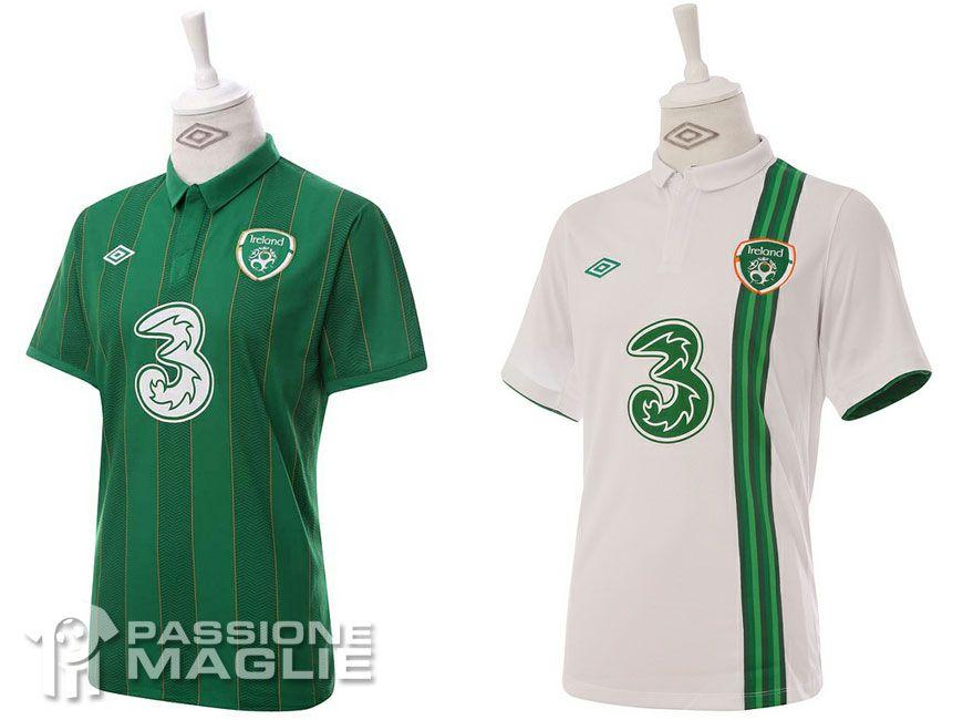 Irlanda casacche europei 2012