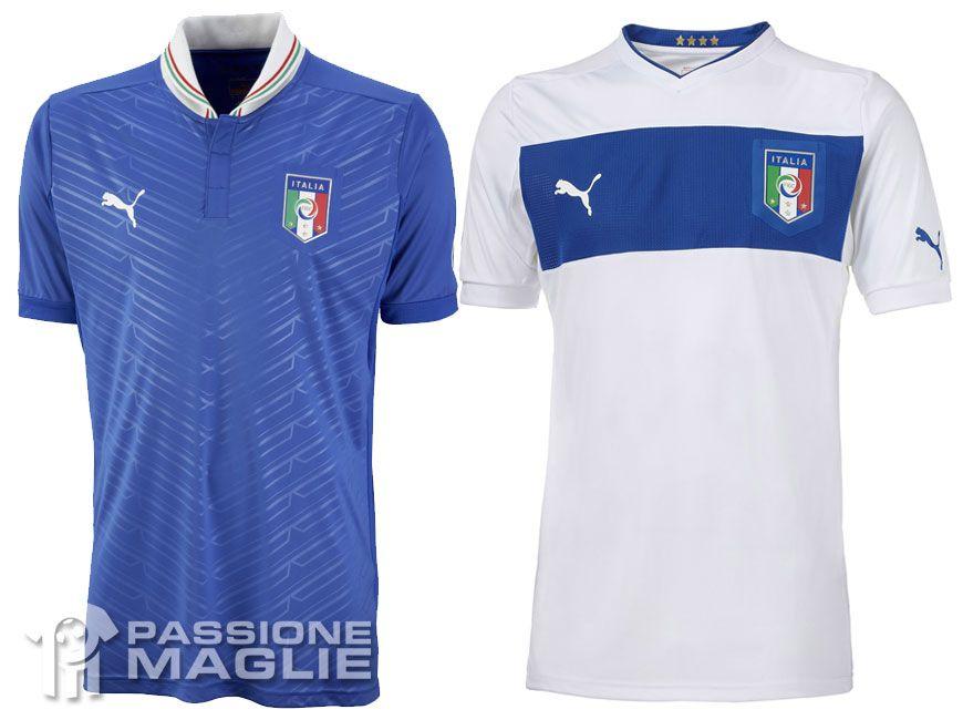 Italia maglie europei 2012