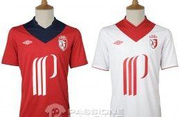 Lille divise Umbro 2012-2013