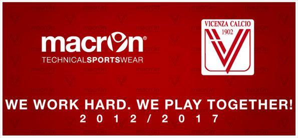 Contratto Macron Vicenza Calcio
