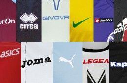 Sponsor tecnici Serie A 2011-2012