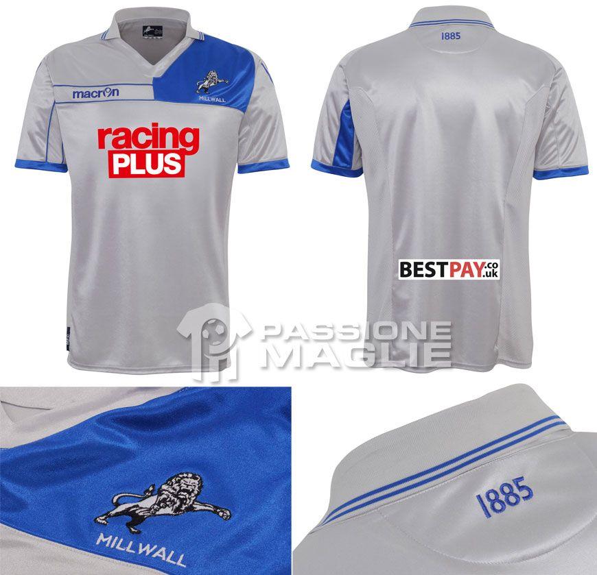 Millwall seconda maglia 2012-2013