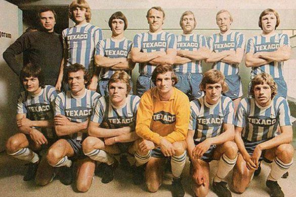 Squadra Odense BK nel 1977