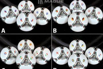 Tango12 gironi Europei 2012