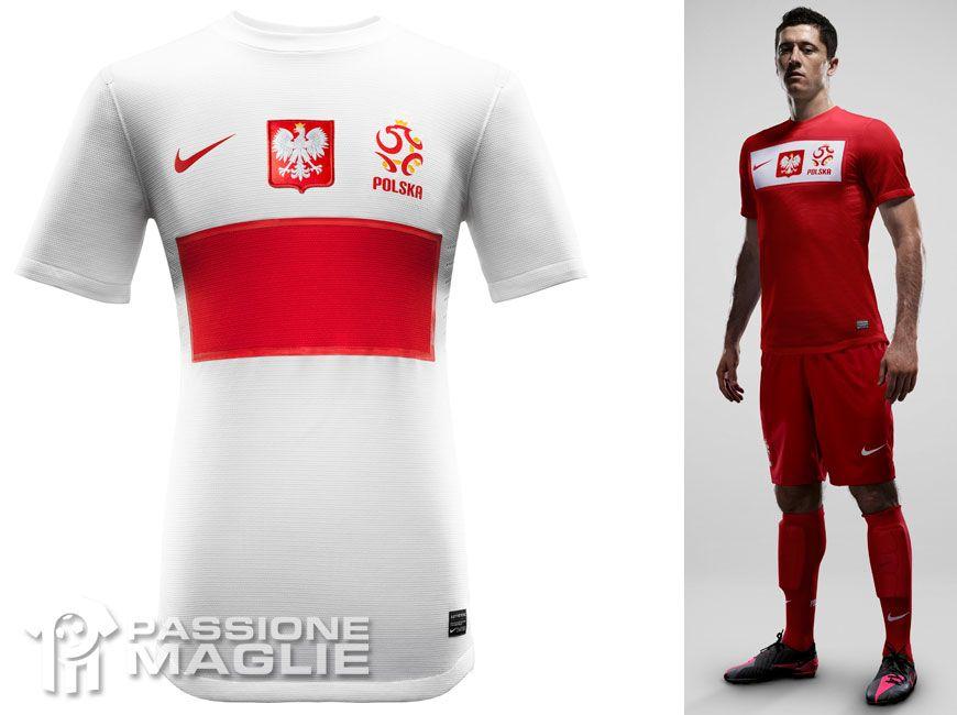 Polonia maglie europei 2012