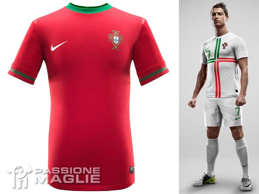 Portogallo maglie europei 2012