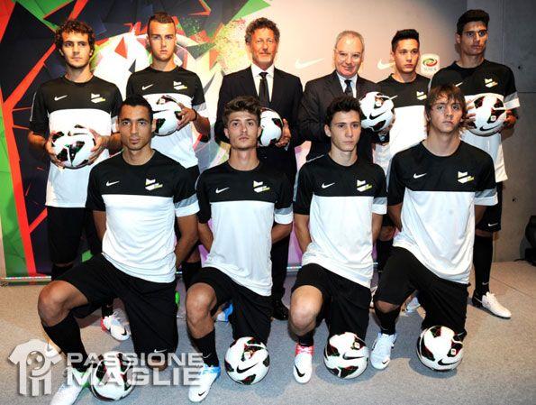 Presentazione pallone Serie A 2012-2013