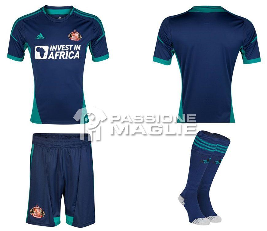 Sunderland maglia trasferta 2012-2013