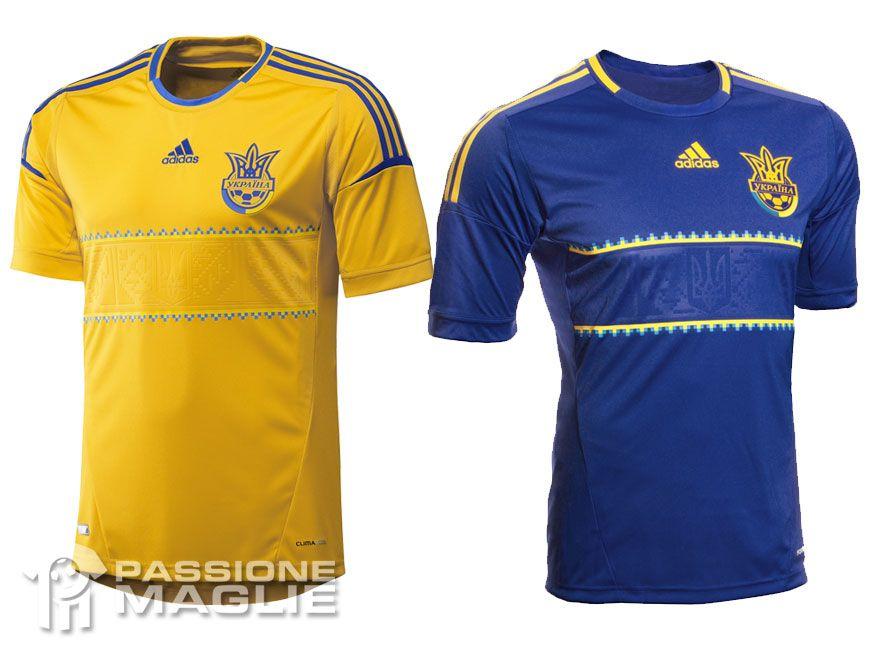 Ucraina adidas divise europei 2012