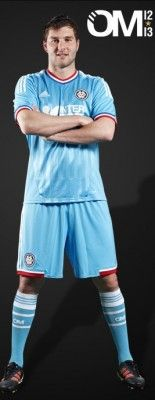Gignac maglia away Marseille