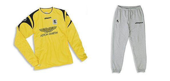 Kit portiere Monaco 1860 Uhlsport