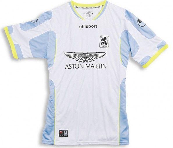 Seconda maglia Monaco 1860 Uhlsport