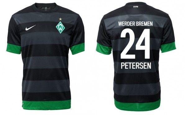 Werder Brema divisa away 2012-2013
