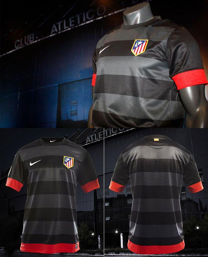 Seconda maglia Atletico Madrid 2012-2013