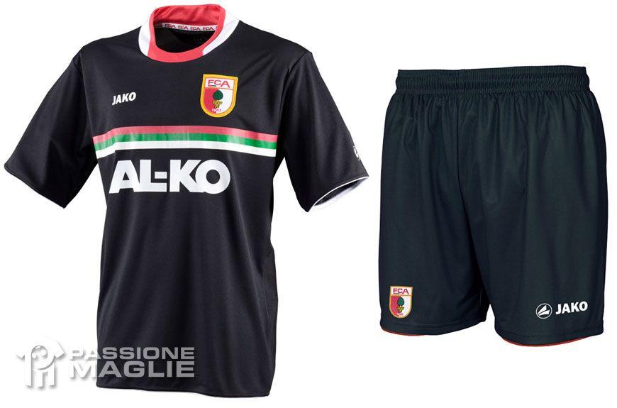 Augusta seconda maglia 2012-2013