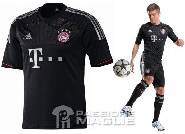 Bayern Monaco divisa Champions 2012-2013