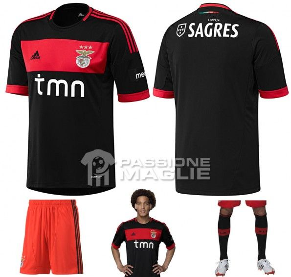 Benfica maglia away 2012-2013