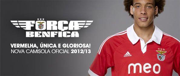 Banner promo Benfica